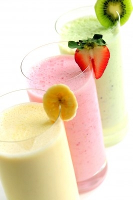fruit smoothie diet