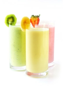 low fat smoothies