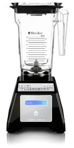 Blendtec Home The Professional's Choice 1560-Watt Total Blender Black
